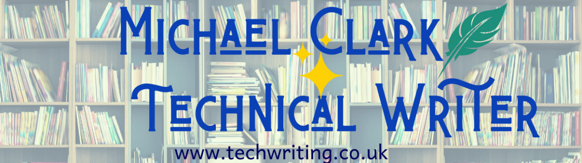 Technical Writer | Content Manager | Michael Clark